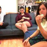 Fakings Alba Teen Maria Bosé – Iniciando a una colegiala de 18 añitos en el sexo cerdo: Una polla más grande que ella y una lesbiana cañera