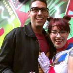 Fakings Arnaldo Series –  Eva Autumn friki y adicta a las videojuegos, su heroína es Sailor Moon, LOS CAZATOLAS