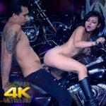 Sexmex – Follando a Harley Rosembush en una Harley