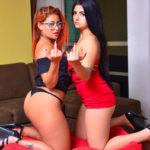 Porndoe Premium – Colombianas de culo aceitado follan rico por venganza – Jesica Dulce & Leidy Silva