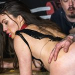 Porndoe Premium – Tiffany Doll y Emilio Ardana – La Obediente Tiffany Doll En Grupo BDSM – Crowd Bondage