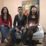 PepePern – Carla le regala a Jose un TRIO con la guapa Ainoha por su cumpleaños. – Fantasias Cumplidas