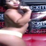 Sexmex – Elizhabeth – trabaja en una línea caliente