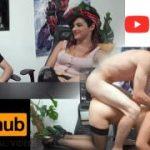 Asi acaba la entrevista de YouTube – Entrevista Poller: Jordi el Niño Polla y Claudia Sevilla