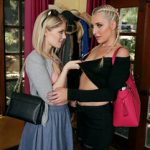 Mofos – Charlotte Stokely & Xandra Sixx – Undressing Each Other