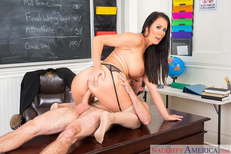 Brandi Love Danny Wylde My First Sex Teacher Naughty America Porntry Com