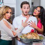 Naughty America – August Taylor & Richelle Ryan – My Friend's Hot Mom (22/11/18)