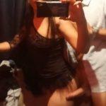 Silvia Godoy exhibicionista y morbosa quiere follar en un probador
