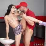 Brazzers – Let's All Fuck In The Lobby – Alex Coal