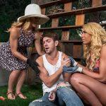 Reality Kings – Help Around The Garden – Cherie Deville, Carmen Caliente
