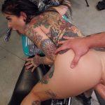 Mofos – Squirting Biker Babe Fucks The Mechanic – Joanna Angel